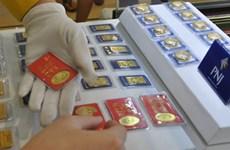 12月4日越南国内黄金价格略增