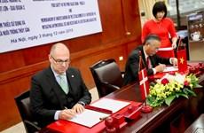 丹麦援助越南提高猪肉价值链中食品安全