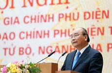 越南电子政务国家委员会成员名单获政府总理批准