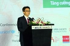 第9届亚太地区儿童全面发展会议首次在越南举行