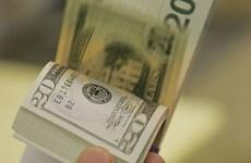12月4日越盾对美元汇率中间价上调3越盾