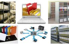 越南与老挝加强文书档案领域的合作