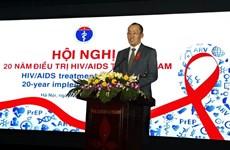 每年越南有万余名艾滋病病毒感染者接受抗逆转录病毒治疗