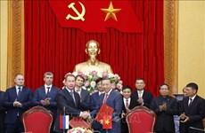 越南与俄罗斯加强预防和打击犯罪的合作