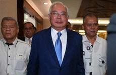 马来西亚前总理纳吉布出庭自辩
