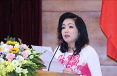 越南的妇女赋权成就获得全球的认可
