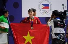 第30届东南亚运动会:越南体育代表团在第四个比赛日再获4金5银8铜