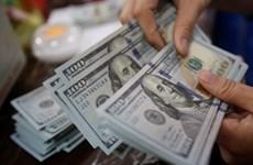 12月5日越盾对美元汇率中间价上调8越盾