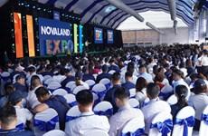 2019年12月Novaland Expo 房地产展销会正式开幕