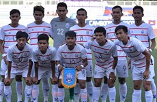 第30届东南亚运动会:柬埔寨U22足球队首次挺近半决赛 洪森总理致辞祝贺