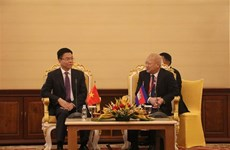 越南强化边境各省与柬埔寨之间司法合作的重要性