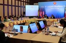 第九届东盟海事论坛在岘港举行