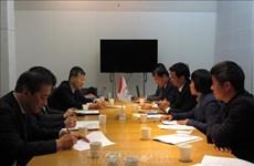 日本愿为越南在自然灾害防治领域提供支持
