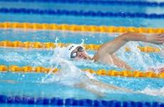 第30届东南亚运动会:阮辉煌创男子400米自由泳纪录