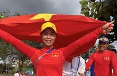 第30届东南亚运动会:越南多个比赛项目摘下金牌