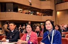 越南出席第22届红十字会与红新月会国际联合会大会