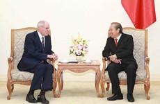 张和平副总理:促进越南和经济合作与发展组织反腐败领域的经验交流
