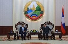 越南加强与老挝在文化体育与旅游领域的合作