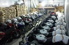 印尼提出2025年出口100万辆摩托车的目标