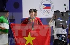 第30届东盟运动会:越南体育代表团以46金、48银和63铜稳居奖牌榜第三