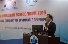 """""""新材料技术,促进可持续发展""""国际学术论坛在胡志明市开幕"""