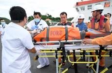 越南:及时营救在海上昏迷和遇险的印度籍船员和德国籍公民