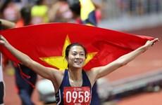 第30届东南亚运动会:田径队迎来冲金日