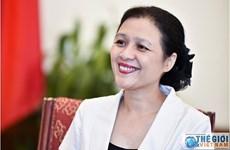 阮芳娥大使:在民间对外事业中发挥核心作用,为建国卫国事业做出贡献