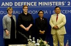澳大利亚和印度尼西亚发表联合声明 对东海局势深表关切