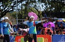 第30届东南亚运动会:翠薇在竞技健美操女子单人项目夺金