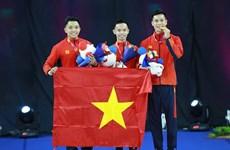 第30届东运会:越南体育代表团以80枚金牌名列奖牌榜第三位