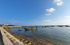 将白龙尾发展成为北部地区搜救与渔业后勤服务中心