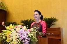 第30届东南亚运动会:阮氏金银向越南体育代表团致贺信
