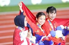 第30届东运会:越南体育代表团在比赛最后一天夺得一枚金牌