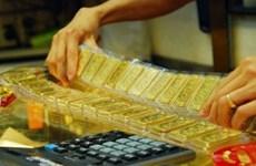 12月11日越南国内黄金价格小幅波动