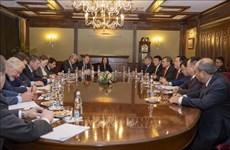 越南副总理王廷惠:越南重视与俄罗斯联邦的多方面合作