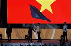 第30届东南亚运动会落幕