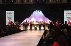2019年越南国际服装展吸引国内许多知名服装品牌参加