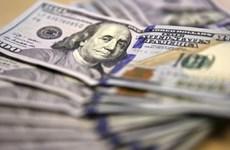 12月12日越盾对美元汇率中间价上调2越盾