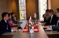 越南积极参与国际红十字与红新月运动