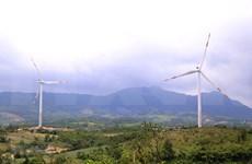 广治省向灵四号风电场将于2021年12月竣工