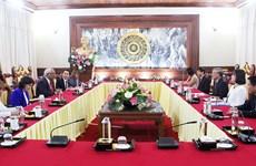 越南和古巴加强司法领域沟通与合作