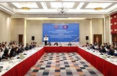 越南政府与越南欧洲商会代表进行对话