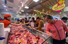 越南财政部建议下调鸡肉、猪肉进口税