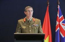 越南人民军成立75周年纪念活动在澳大利亚和老挝举行
