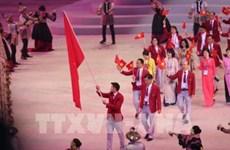 政府总理指导对SEA GAMES 30越南体育代表团表彰工作