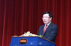 促进越南与欧盟的全面合作