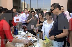 通过亚洲食品饮料系列活动向世界推介越南饮食文化