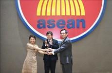 越南接任东盟常驻代表委员会主席职务