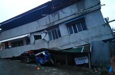 菲律宾地震造成的伤亡人数上升